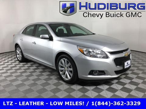 Used Chevrolet Malibu Limited LTZ