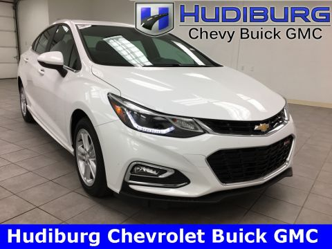 New 2018 Chevrolet Cruze LS 4D Sedan Oklahoma City #13339 ...