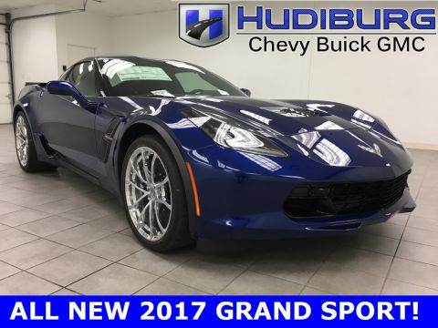New Chevrolet Corvette Grand Sport