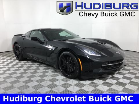 New Chevrolet Corvette Stingray Z51