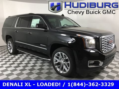 New GMC Yukon XL Denali