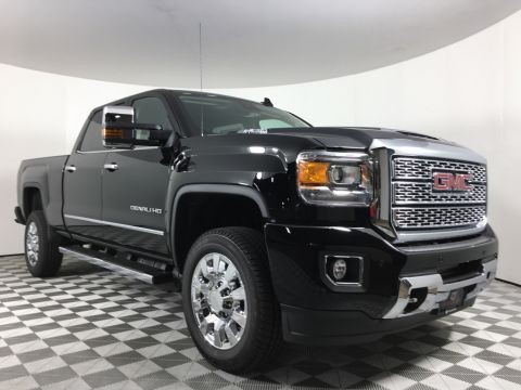 New GMC Sierra 2500HD Denali
