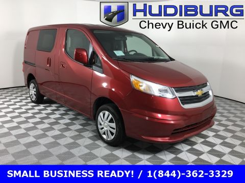 New Chevrolet City Express 1LS