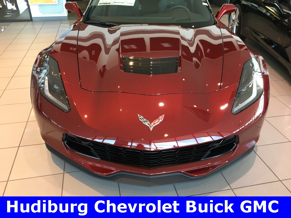 New 2017 Chevrolet Corvette Grand Sport 2d Coupe Oklahoma