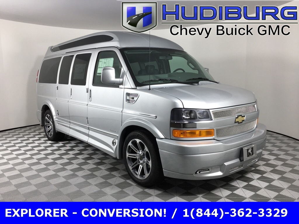 new 2017 chevrolet express 2500 explorer conversion 3d cargo van oklahoma city 7803 hudiburg. Black Bedroom Furniture Sets. Home Design Ideas