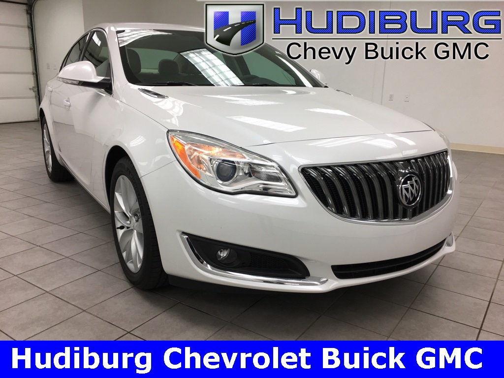 New Buick Regal Base D Sedan Oklahoma City D Hudiburg - Oklahoma city buick dealers
