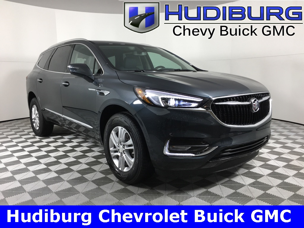 New Buick Enclave Essence D Sport Utility Oklahoma City - Oklahoma city buick dealers