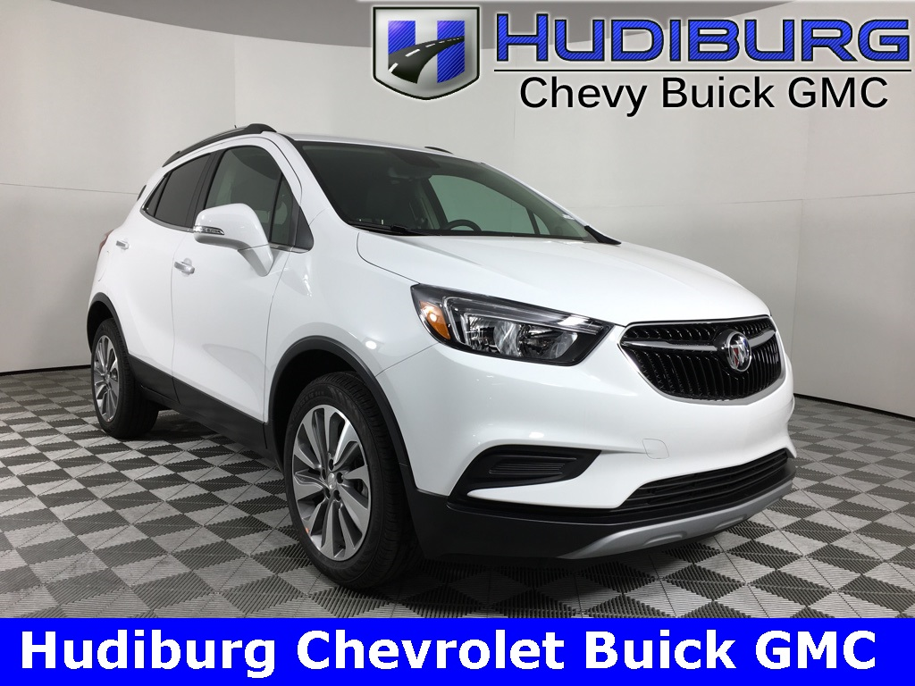 New Buick Encore Preferred D Sport Utility Oklahoma City - Oklahoma city buick dealers